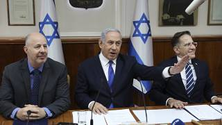 Israeli PM Netanyahu resigns from all ministerial posts over criminal charges