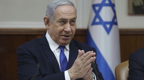 Netanyahu pedirá la inmunidad al parlamento para evitar ser juzgado por corrupción