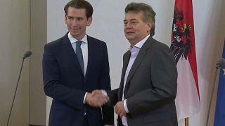 ÖVP und Grüne einig: Neue Regierung steht