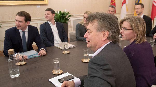 Austria: il patto di governo che mette insieme conservatori e partito ecologista