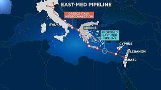 East Med: Ο σκληρός ενεργειακός ανταγωνισμός στη Μεσόγειο