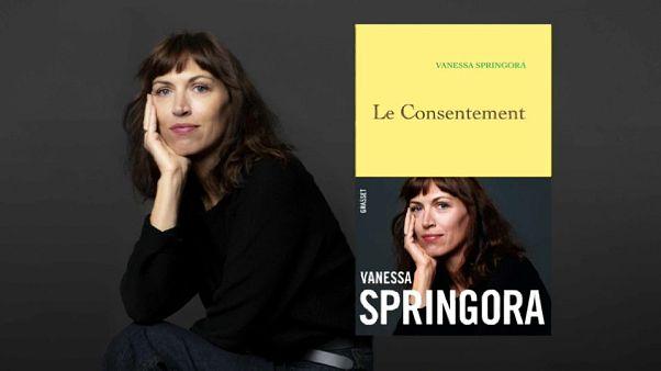 """Le Consentement"" Vanessa Springora"