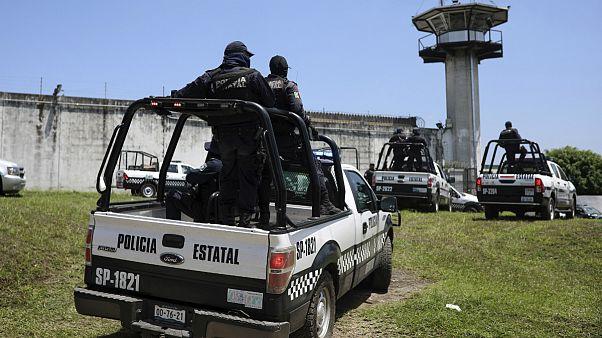 شورش در زندانی در مکزیک