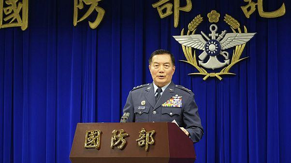 فرمانده ستاد کل ارتش تایوان در سانحه سقوط بالگرد جان باخت