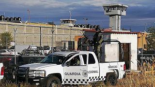 سجن ولاية زاكاتيكاس في المكسيك