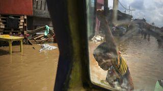 سیل در اندونزی
