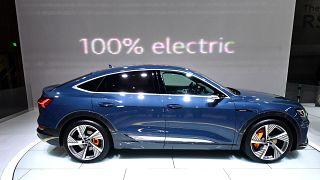 Audi e-tron Sportback modeli