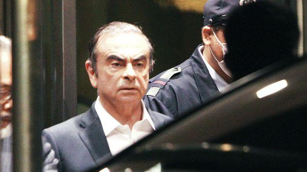 Affaire Ghosn : perquisition à Tokyo