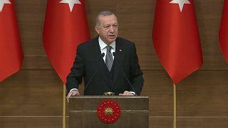 Cumhurbaşkanı Erdoğan, Şehir ve Güvenlik Sempozyumu'nda konuştu