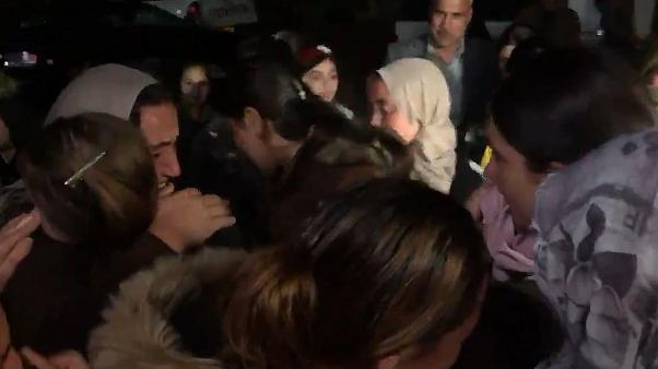دختر ایزدی پس از ۵ سال بردگی به خانه بازگشت