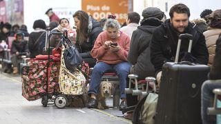 Neuer Rekord: Frankreichs längster Streik seit 1986