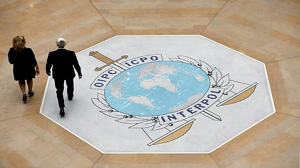الشرطة الدولية أنتربول