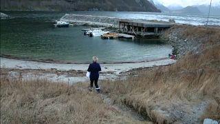 Primavera antecipada na Noruega