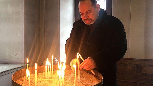 Türkiye Ermeni toplumu Epifani Bayramı'nı kutluyor