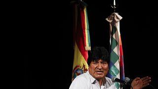 Abogados de Evo Morales aseguran que no será extraditado en rueda de prensa en Argentina
