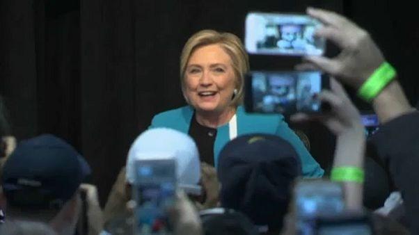 Ceremoniális tisztség Hillary Clintonnak