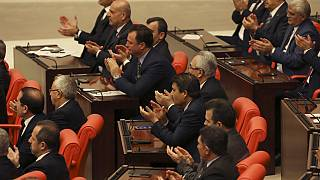 Turkish MPs back sending troops to Libya to support UN-backed government