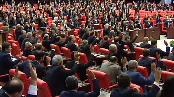 Парламент Турции одобрил военную помощь Ливии