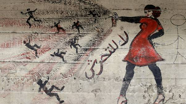 جدل في مصر بعد انتشار فيديو يُظهر تعرض شابة لتحرش جنسي جماعي بمدينة المنصورة