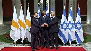 Gazoduc EastMed : un accord énergétique historique sur fond de tensions avec la Turquie