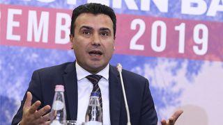 Παραιτείται από την πρωθυπουργία ο Ζόραν Ζάεφ