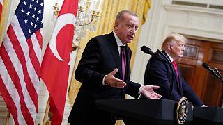 Beyaz Saray: Trump telefon görüşmesinde Erdoğan'ı Libya'ya müdahale konusunda uyardı