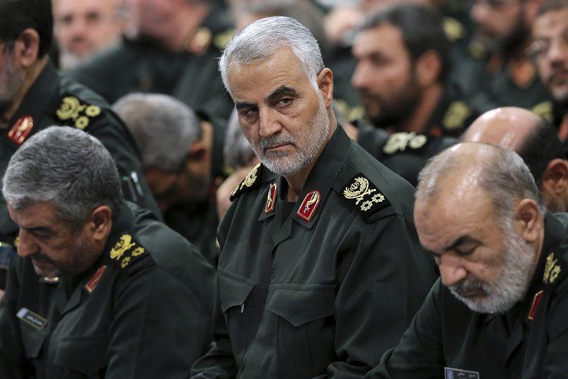 Oficina del Líder Supremo iraní - vía AP