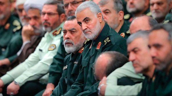 Командующий спецназом иранского КСИР убит в результате ракетного удара США в Багдаде