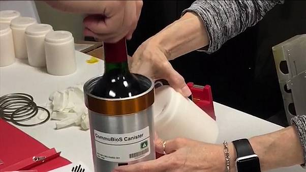 Az űrben érlelődik a világhírű francia bor
