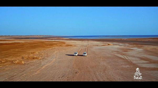 Le Dakar s'élance en Arabie Saoudite, les ONG crient au scandale