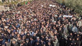 Ιράν: Διαδηλώσεις μετά τον θάνατο του Σουλεϊμανί