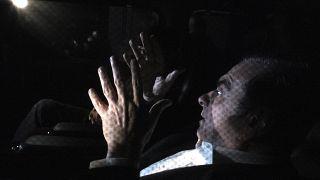 غصن أثناء احتجازه في اليابان