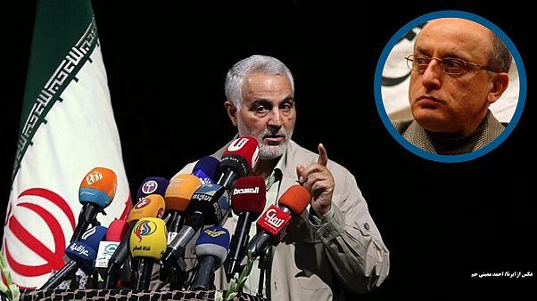 کشته شدن قاسم سلیمانی در گفتگو با محسن سازگارا: جمهوری اسلامی قمار نمیکند