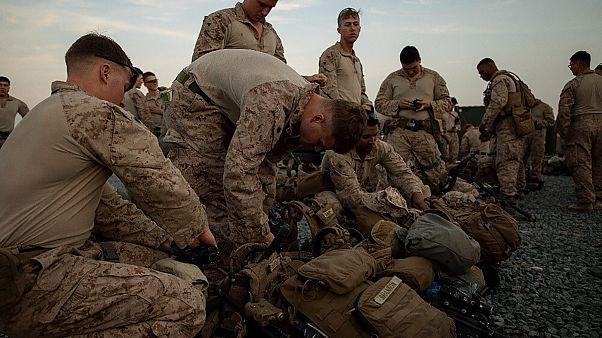 ABD, Süleymani'nin öldürülmesinin ardından Orta Doğu'ya 3 bin takviye asker sevk ediyor