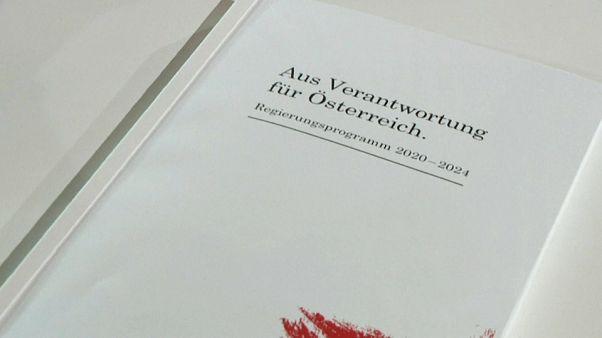 Il contratto di governo verde-turchese che fa discutere in Austria