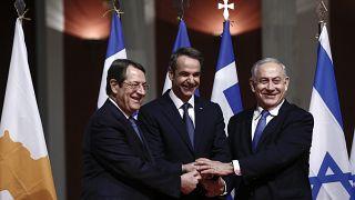 İsrail, Yunanistan ve Kıbrıs'tan Libya tezkeresine karşı ortak açıklama: Bölgedeki iç savaş büyür
