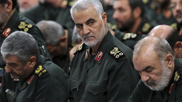 İran Devrim Muhafızları Ordusu Kudüs Gücü Komutanı Kasım Süleymani