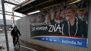 Croácia prepara segunda volta das presidenciais