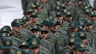 İran Devrim Muhafızları Birliği