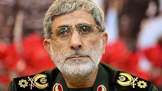 El nuevo líder de la Fuerza Quds de la Guardia Revolucionaria iraní, Esmail Ghaani.