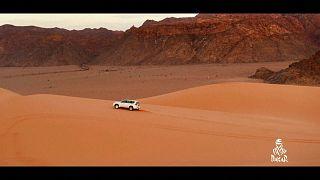 Erste Rallye Dakar startet in Saudi-Arabien