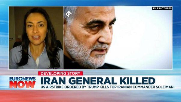 """محللة في الشأن الإيراني تؤكد: """"معالم حرب بين واشنطن وطهران لكنها ليست حربا تقليدية"""""""