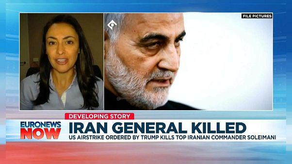 یک کارشناس به یورونیوز: جنگ بین آمریکا و ایران جنگی متعارف نخواهد بود