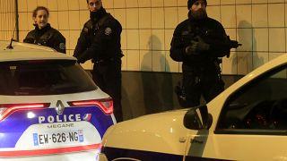 Αστυνομικοί στο Παρίσι(αρχείου)