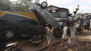 Bekasi, West Java, Indonesia,