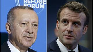 Erdoğan ve Macron telefonda görüştü