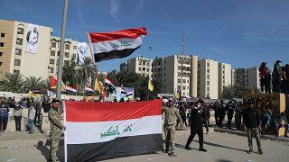 """بعد اغتيال سليماني .. العراق """"على حافة الهاوية"""""""