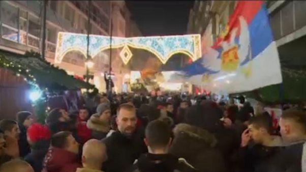 Νέα ένταση στις σχέσεις Σερβίας και Μαυροβουνίου