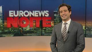 Euronews Noite   As notícias do Mundo de 3 de janeiro de 2020