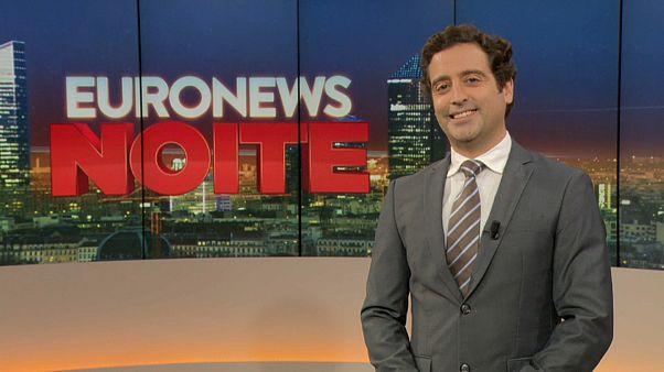 Euronews Noite | As notícias do Mundo de 3 de janeiro de 2020